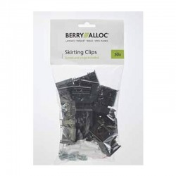Clips pour plinthes berry alloc