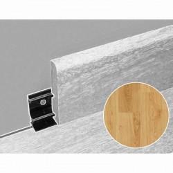 PL5480 Plinthe assortie moderne 80 mm pour parquet