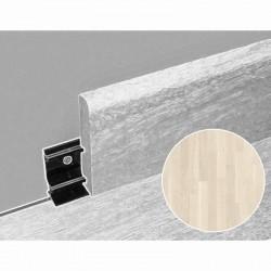 PL5495 Plinthe assortie moderne 80 mm pour parquet