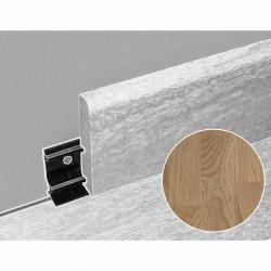 PL5494 Plinthe assortie moderne 80 mm pour parquet