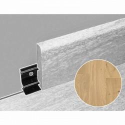 PL5490 Plinthe assortie moderne 80 mm pour parquet