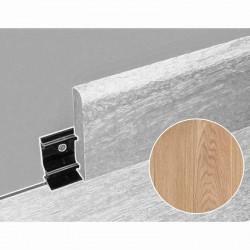 PL5484 Plinthe assortie moderne 80 mm pour parquet