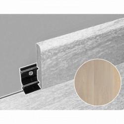 PL5485 Plinthe assortie moderne 80 mm pour parquet