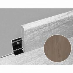 PL5488 Plinthe assortie moderne 80 mm pour parquet