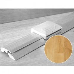P1CVM49 Profil placage bois assorti pour parquet