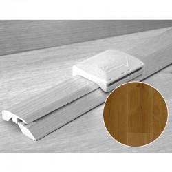 P1CFM52 Profil placage bois assorti pour parquet