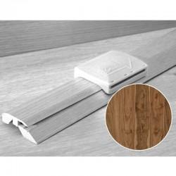 P1NP77 Profil placage bois assorti pour parquet