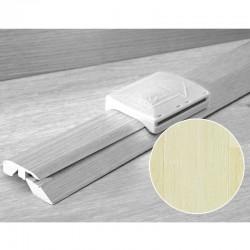 P1CBP60 Profil placage bois assorti pour parquet