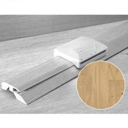 P1CDE90 Profil placage bois assorti pour parquet