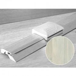 P1BLH83 Profil placage bois assorti pour parquet
