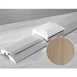 P1BVH84 Profil placage bois assorti pour parquet