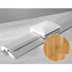 P1CH40 Profil placage bois assorti pour parquet