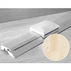 P1CBM50 Profil placage bois assorti pour parquet