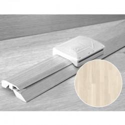 P1MIL95 Profil placage bois assorti pour parquet