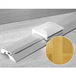 P1CP76 Profil placage bois assorti pour parquet